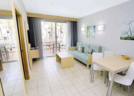 Hotelzimmer mit Golf im Hotel Andorra