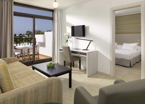 Hotelzimmer mit Tischtennis im H10 Taburiente Playa