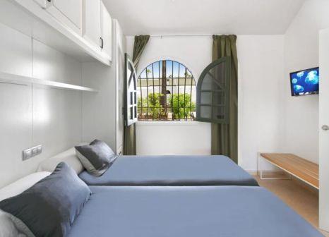 Hotelzimmer mit Golf im Bungalow-Hotel Parque Paraiso II