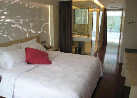 Hotelzimmer mit Sauna im Hotel Kapok Beijing