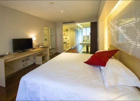 Hotelzimmer mit Fitness im Hotel Kapok Beijing