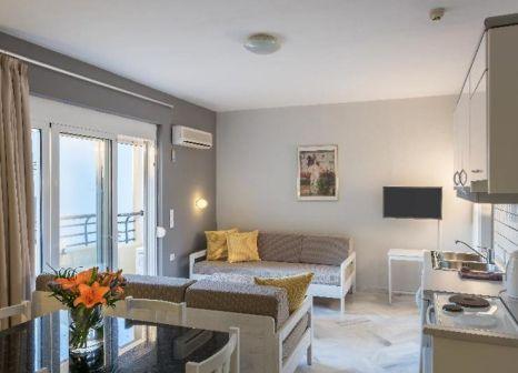 Hotelzimmer mit Kinderbetreuung im Alantha Apartments