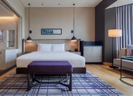 Hotelzimmer mit Animationsprogramm im Hilton Kuala Lumpur