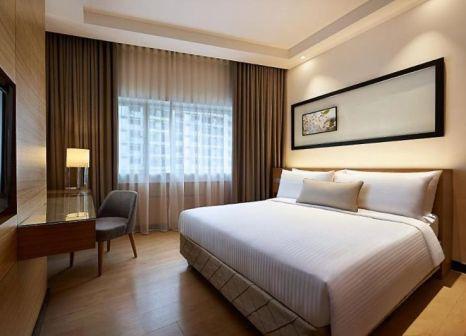 Hotelzimmer mit Restaurant im Ansa Kuala Lumpur