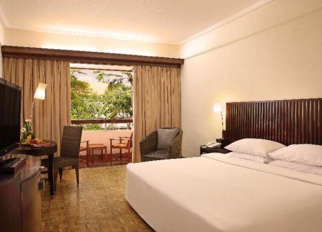 Hotelzimmer mit Mountainbike im Bintang Bali Resort