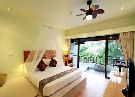 Hotelzimmer mit Paddeln im Mimosa Resort & Spa