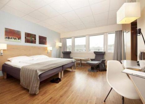 Hotelzimmer mit Fitness im Scandic Sjølyst
