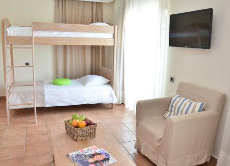 Hotelzimmer mit Yoga im Atlantica Marmari Beach