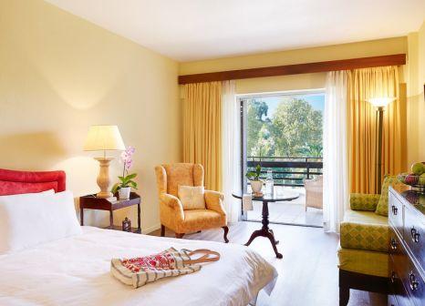 Hotelzimmer mit Yoga im Lux Me Grecotel Daphnila Bay Dassia