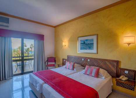 Hotelzimmer mit Tennis im Casabela Hotel
