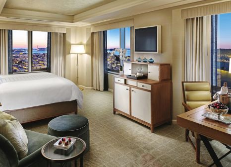 Hotelzimmer mit Fitness im Loews Regency San Francisco