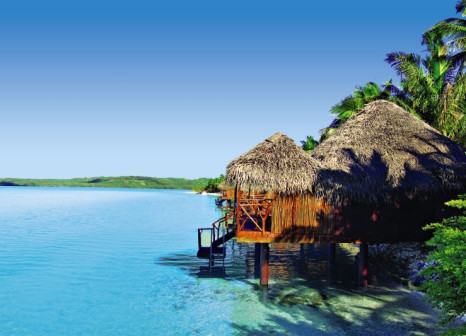 Hotel Aitutaki Lagoon Resort & Spa in Cookinseln - Bild von FTI Touristik