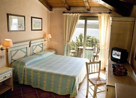 Hotelzimmer mit Volleyball im Colonna Du Golf
