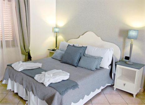 Hotelzimmer mit Paddeln im Relais Fenicottero Rosa