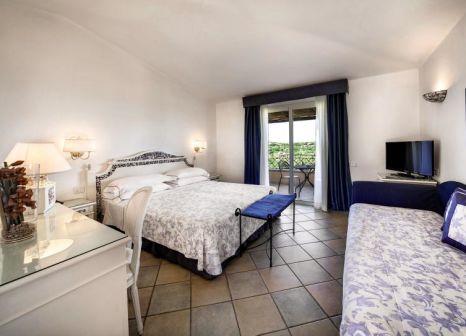 Hotelzimmer mit Fitness im Grand Hotel Porto Cervo