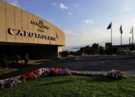 UNAHOTELS Capotaormina günstig bei weg.de buchen - Bild von FTI Touristik