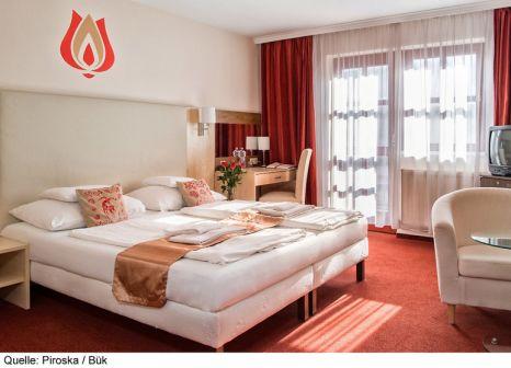 Hotelzimmer mit Spielplatz im Piroska