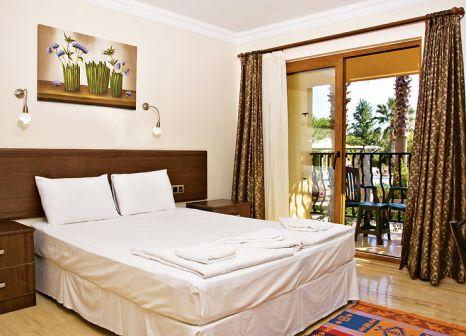 Hotelzimmer mit Volleyball im Holiday Calbis