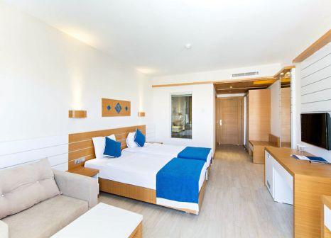 Hotelzimmer mit Tischtennis im Jasmin Beach Hotel
