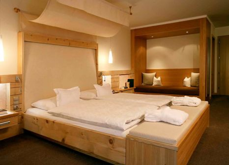 Hotelzimmer mit Tennis im Mein Almhof