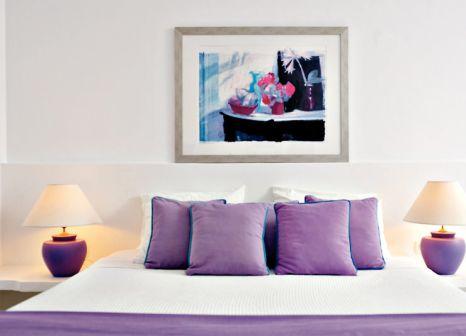 Hotelzimmer mit Tennis im Santorini Kastelli Resort