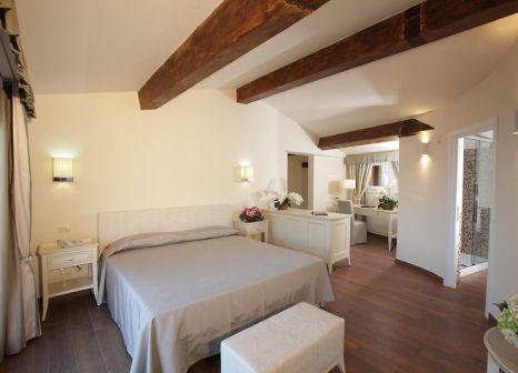 Hotelzimmer mit Tennis im Hotel Torre di Cala Piccola