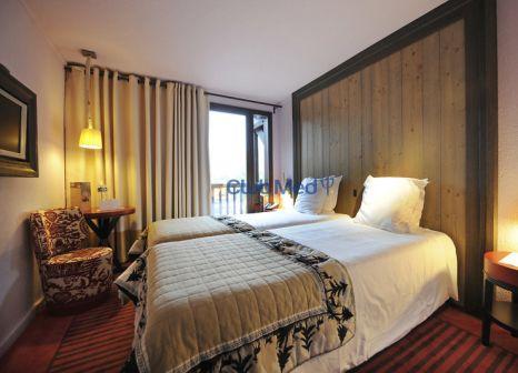 Hotelzimmer mit Golf im Club Med Val d'Isere