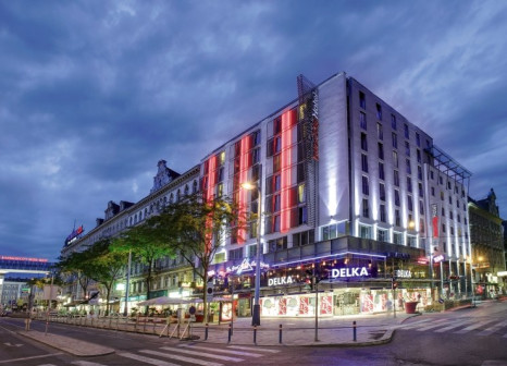 InterCityHotel Wien günstig bei weg.de buchen - Bild von FTI Touristik