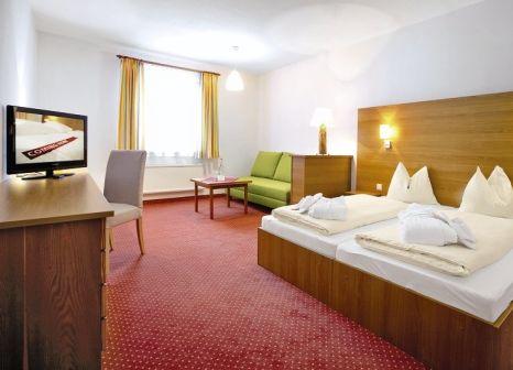 Hotelzimmer mit Fitness im Vitalhotel Gosau