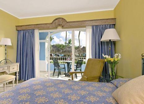 Hotelzimmer mit Golf im Iberostar Hacienda Dominicus
