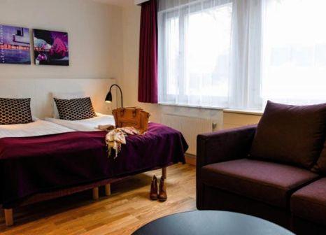Hotelzimmer mit Sauna im Scandic Sjöfartshotellet