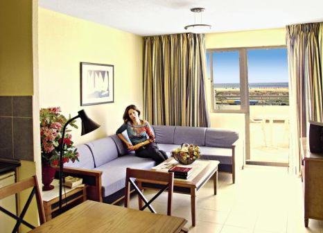 Hotelzimmer mit Tischtennis im Palm Garden