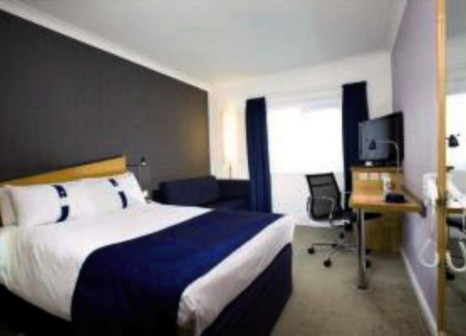 Hotelzimmer mit Restaurant im Holiday Inn Express Chingford - North Circular