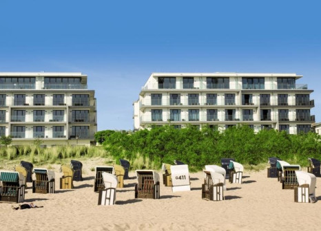 SEETELHOTEL Kaiserstrand Beachhotel günstig bei weg.de buchen - Bild von FTI Touristik