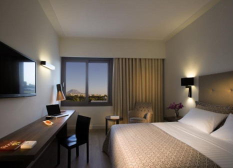 Hotelzimmer mit Tennis im Aquila Atlantis Hotel
