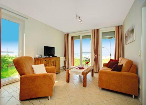 Hotelzimmer mit Fitness im Ferienpark Müritz