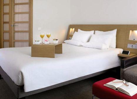 Hotelzimmer mit Aerobic im Novotel Barcelona City