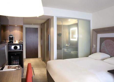 Hotelzimmer mit Animationsprogramm im Novotel Paris Les Halles