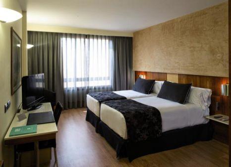 Hotelzimmer mit Pool im Catalonia Barcelona 505