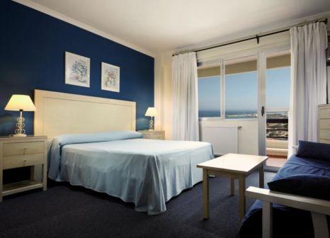 Hotelzimmer mit Tennis im Hotel La Barracuda