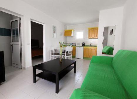 Hotelzimmer mit Tischtennis im Apartamentos turísticos Corona Mar