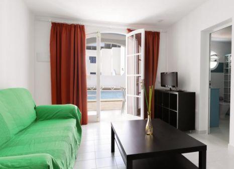Hotelzimmer mit Tennis im Apartamentos turísticos Corona Mar