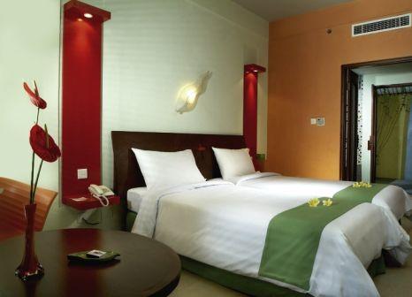 Hotelzimmer mit Kinderpool im ibis Styles Bali Legian