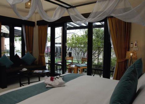 Hotelzimmer mit Paddeln im Punnpreeda Beach Resort