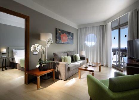 Hotelzimmer mit Fitness im Eurostars Las Salinas