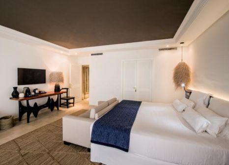 Hotelzimmer mit Mountainbike im Hotel Jardin Tropical