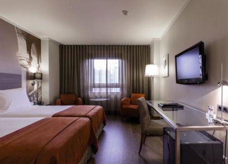 Hotelzimmer mit Tennis im Marques de Pombal