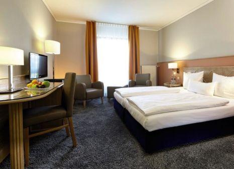 Hotelzimmer mit Volleyball im Parkhotel Weiskirchen