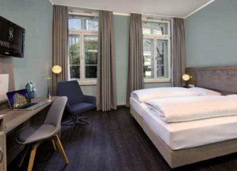 Hotelzimmer mit Ruhige Lage im Savigny Hotel Frankfurt City