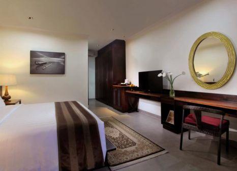 Hotelzimmer mit Golf im Griya Santrian Resort